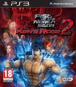 Copertina Fist of the North Star: Ken's Rage 2 - PS3