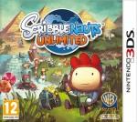 Copertina Scribblenauts Unlimited - 3DS