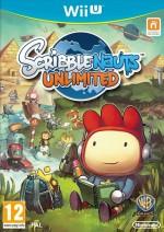 Copertina Scribblenauts Unlimited - Wii U