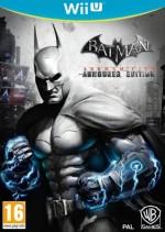 Copertina Batman Arkham City: Armored Edition - Wii U
