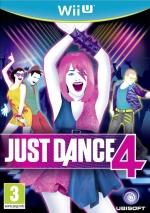Copertina Just Dance 4 - Wii U