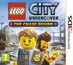 Copertina LEGO City Undercover - 3DS