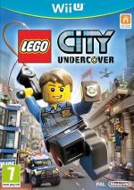 Copertina LEGO City Undercover - Wii U