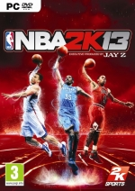 Copertina NBA 2K13 - PC