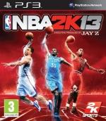 Copertina NBA 2K13 - PS3