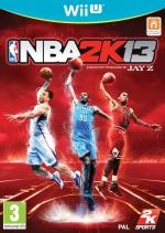 Copertina NBA 2K13 - Wii U