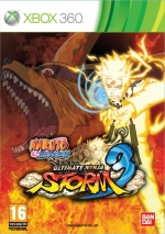 Copertina Naruto Shippuden: Ultimate Ninja Storm 3 - Xbox 360