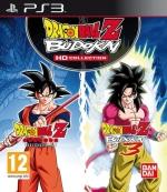 Copertina Dragon Ball Z Budokai HD Collection - PS3