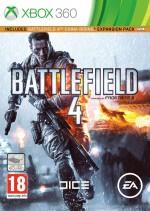 Copertina Battlefield 4 - Xbox 360