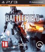 Copertina Battlefield 4 - PS3