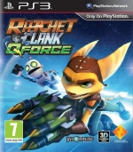 Copertina Ratchet & Clank: QForce - PS3