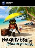 Copertina Naughty Bear Panic in Paradise - PS3