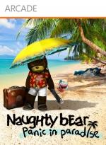 Copertina Naughty Bear Panic in Paradise - Xbox 360