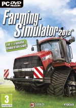 Copertina Farming simulator 2013 - PC