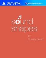 Copertina Sound Shapes - PS Vita