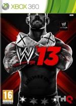 Copertina WWE'13 - Xbox 360