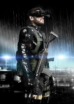 Copertina Metal Gear Solid V: Ground Zeroes - PS3