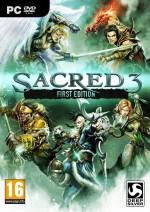 Copertina Sacred 3 - PC