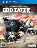 Copertina God Eater 2 - PS Vita