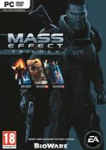 Copertina Mass Effect Trilogy - PC