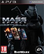 Copertina Mass Effect Trilogy - PS3