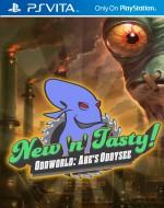 Copertina Oddworld: Abe's Oddysee New N' Tasty! - PS Vita