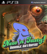 Copertina Oddworld: Abe's Oddysee New N' Tasty! - PS3