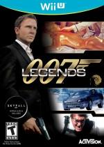 Copertina 007: Legends - Wii U