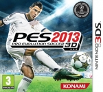 Copertina PES 2013 - 3DS