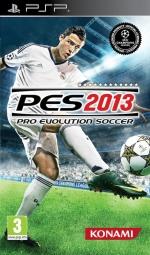 Copertina PES 2013 - PSP