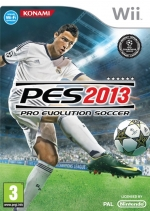 Copertina PES 2013 - Wii