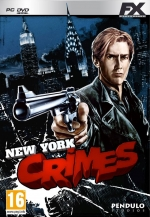 Copertina New York Crimes - PC