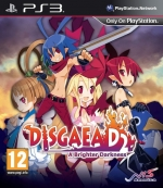 Copertina Disgaea D2: A Brighter Darkness - PS3