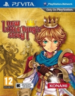 Copertina New Little King's Story - PS Vita