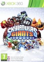 Copertina Skylanders Giants - Xbox 360
