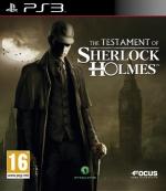 Copertina Il testamento di Sherlock Holmes - PS3