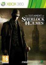 Copertina Il testamento di Sherlock Holmes - Xbox 360