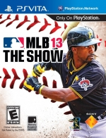 Copertina MLB 13 The Show - PS Vita