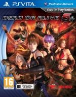 Copertina Dead or Alive 5 Plus - PS Vita