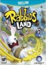 Copertina Rabbids Land - Wii U