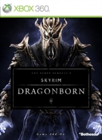 Copertina The Elder Scrolls V: Skyrim - Dragonborn - Xbox 360