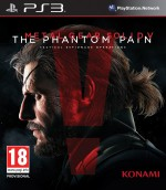 Copertina Metal Gear Solid V: The Phantom Pain - PS3
