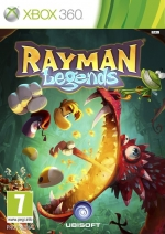 Copertina Rayman Legends - Xbox 360