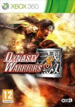 Copertina Dynasty Warriors 8 - Xbox 360