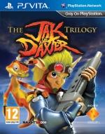 Copertina The Jak & Daxter Trilogy - PS Vita
