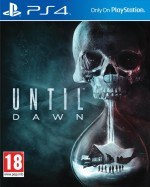 Copertina Until Dawn - PS4