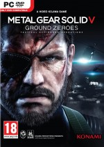 Copertina Metal Gear Solid V: Ground Zeroes - PC