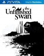 Copertina The Unfinished Swan - PS Vita