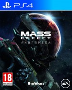 Copertina Mass Effect: Andromeda - PS4