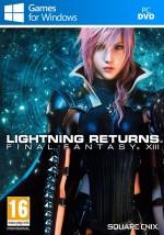 Copertina Lightning Returns: Final Fantasy XIII - PC